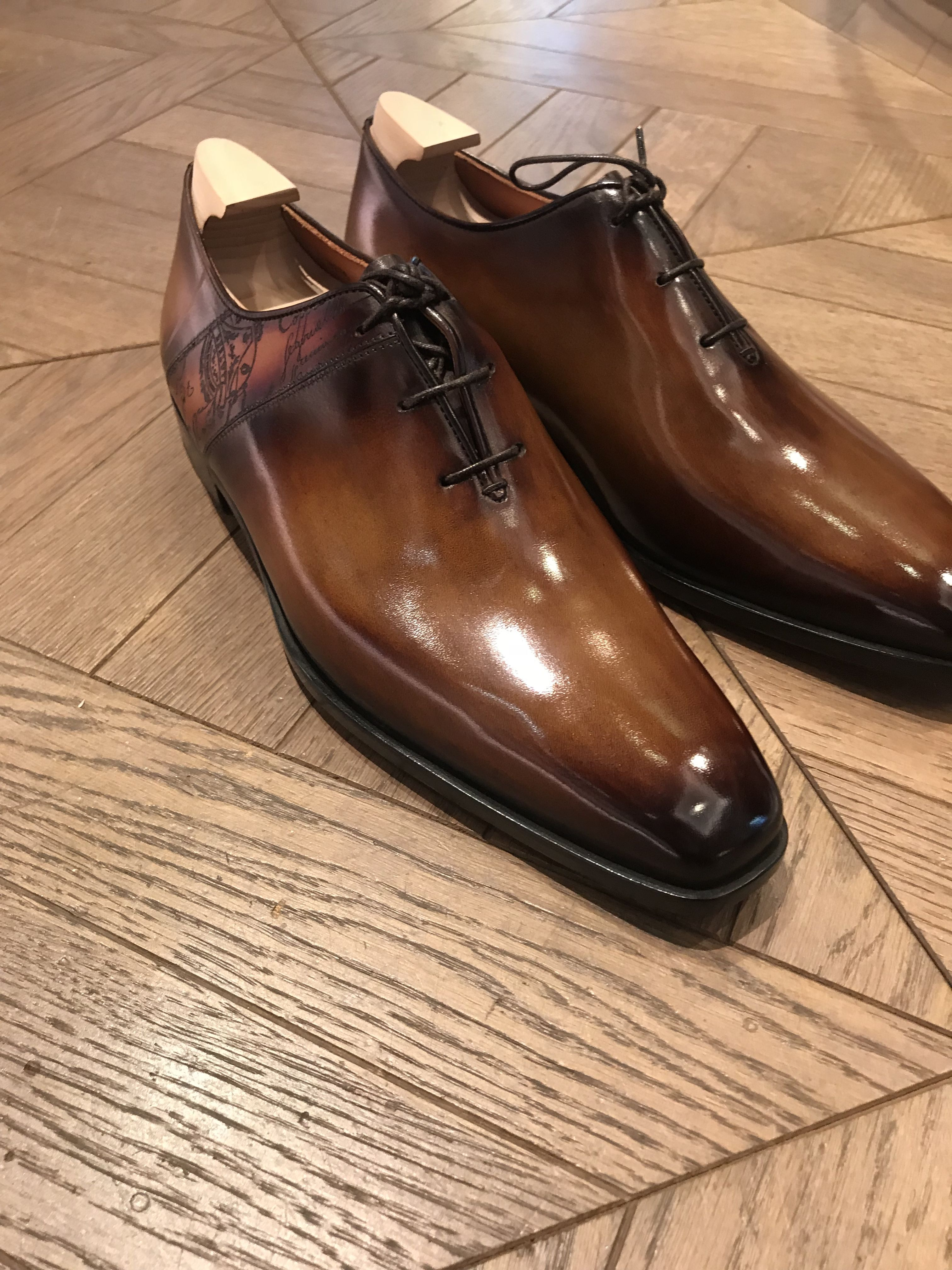 5bdbeac47ff27 Berluti | Footwear by FFM in 2019 | Best shoes for men, Dress shoes ...