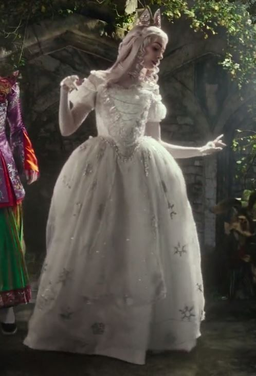 Alice Through The Looking Glass The White Queen White Queen