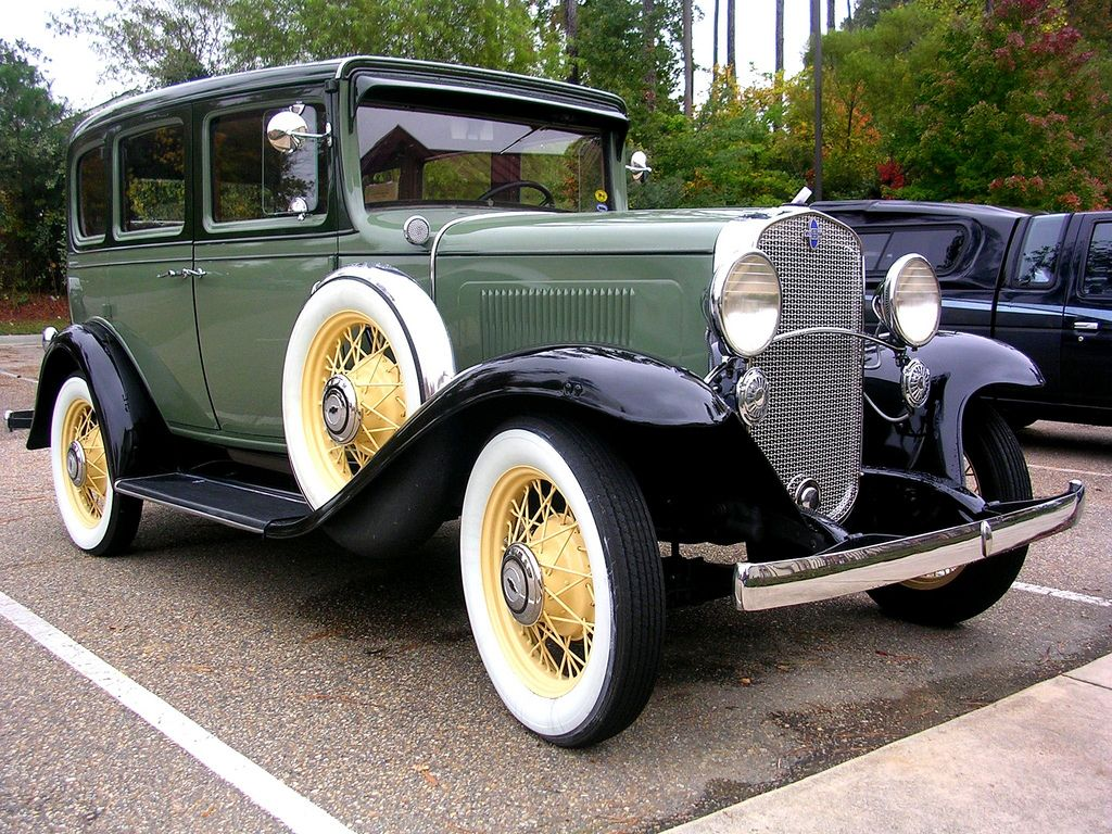1931 Chevrolet Sedan Maintenance/restoration of old/vintage vehicles ...