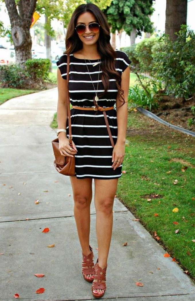 Cute Casual Dress for Teenage Girls
