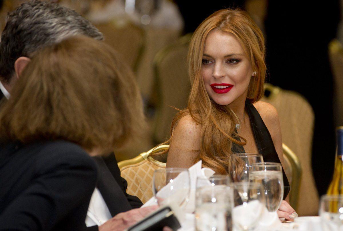 Lindsay Lohans Most Iconic Beauty Looks