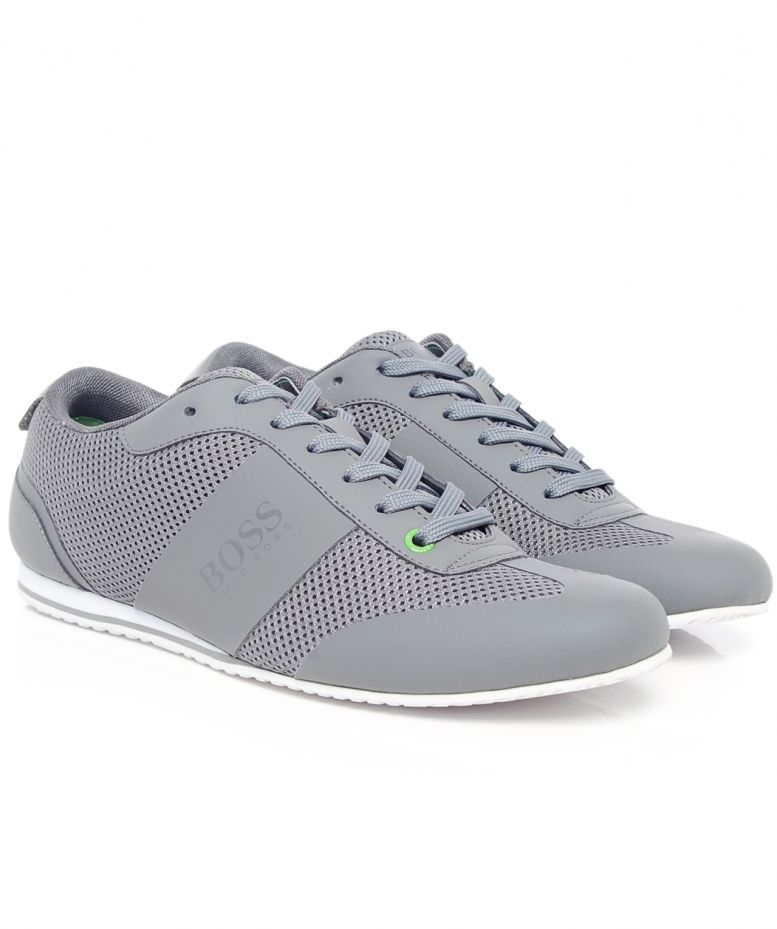 594944eb6 Hugo Boss Green Light Air Trainers | Hugo Boss | Running shoes for ...