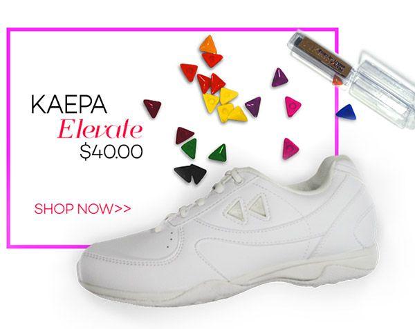 Pin on Kaepa Cheerleading Shoes