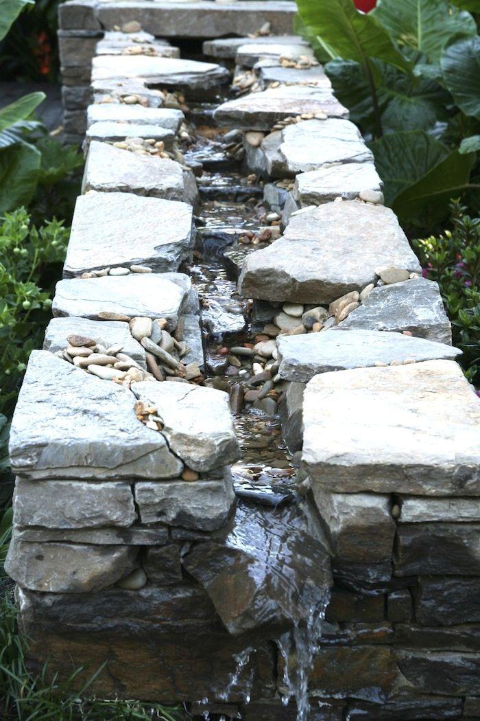 Pin de Puttanee Chantarabut en ทางสวน Pinterest Fuentes - cascadas en jardines