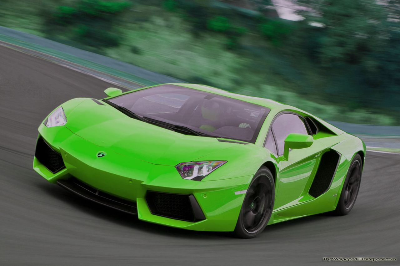 Lamborghini Aventador Green Lime So Cool Cars Iphone