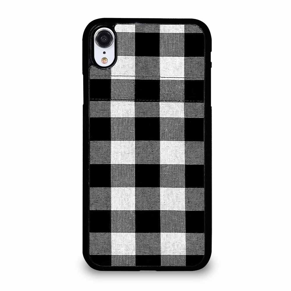 BLACK AND WHITE BUFFALO iPhone XR case Iphone 7 plus cases