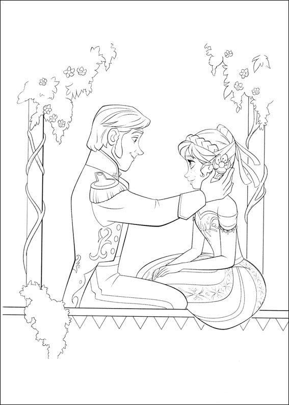 Frozen Ausmalbilder. Malvorlagen Zeichnung druckbare nº 27 ...