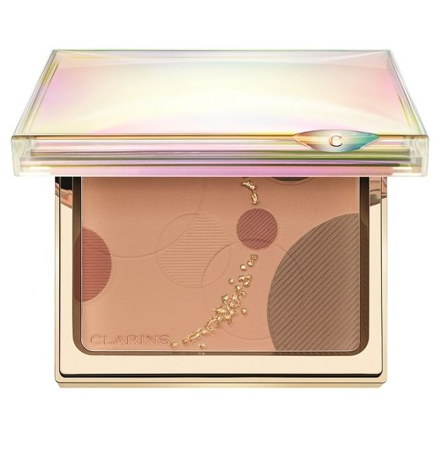 Clarins Opalescence Teint Powder and Blush | 27 Transcendent Beauty Products To Look Out For In 2014