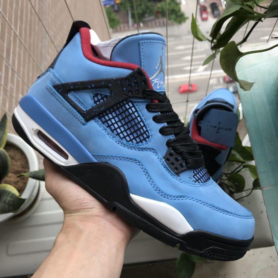 e81b7a77eb8b48 ... Athletic Shoes by Sarai Moorer. NEW NIKE AIR JORDAN RETRO 4 s CACTUS  JACK TRAVIS SCOTT Multiple Sizes Available  fashion