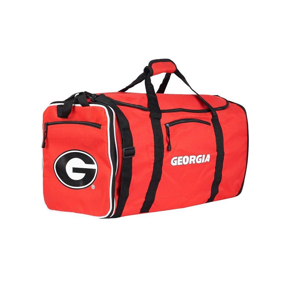 1a3dfb97c9f NCAA Georgia Bulldogs Expandable Duffel Bag  Apparel  ApparelAccessories   Bags LuggageandAccessories  Luggage