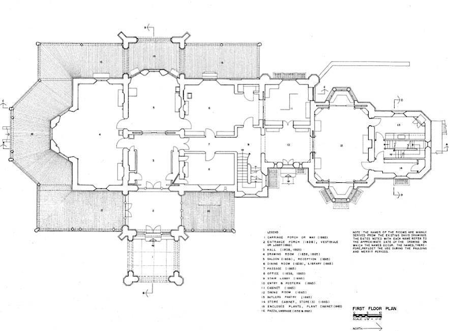 Lyndhurst Floor 1 Architecture I Love Pinterest