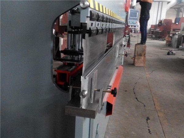 Hacmpress Cnc Hydraulic Aluminium Electro Magnetic Sheet Metal Press Brake Bending Machine In Port Elizabet Press Brake Press Brake Machine Press Brake Tooling