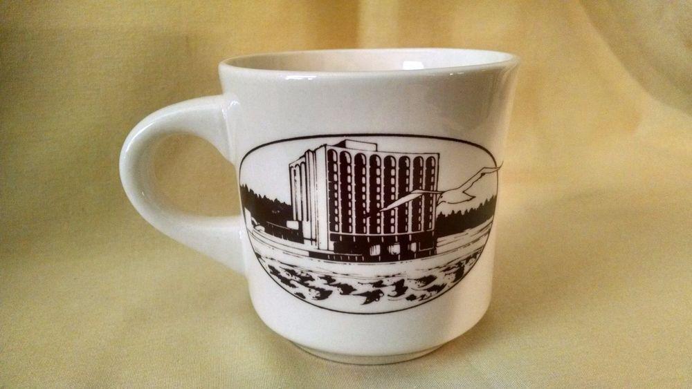 Sheraton Inn Mug Virginia Beach Va Beach Conference Center Coffee Cup Vintage Unbranded Mugs Coffee Cups Virginia Beach Va
