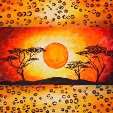 Resultats De Recherche D Images Pour Afrika Bilder Malen Acryl Creative Art African Art Art