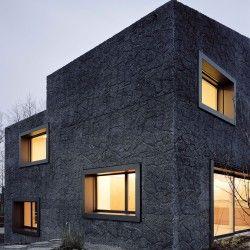 Schneider & Schneider . House and Stables . Merenschwand (6)