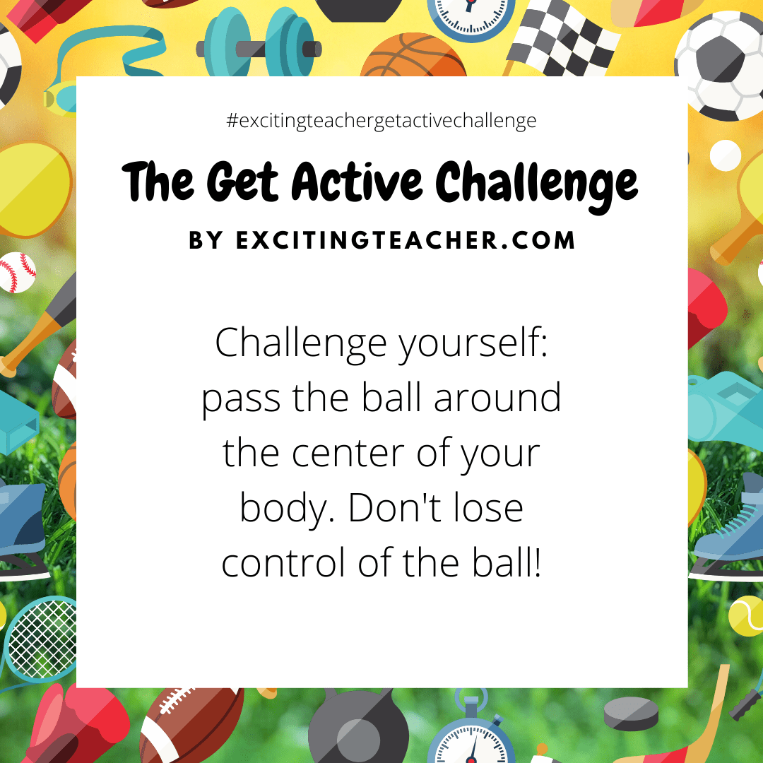 Get Active Pe Challenges For At Home With Limited