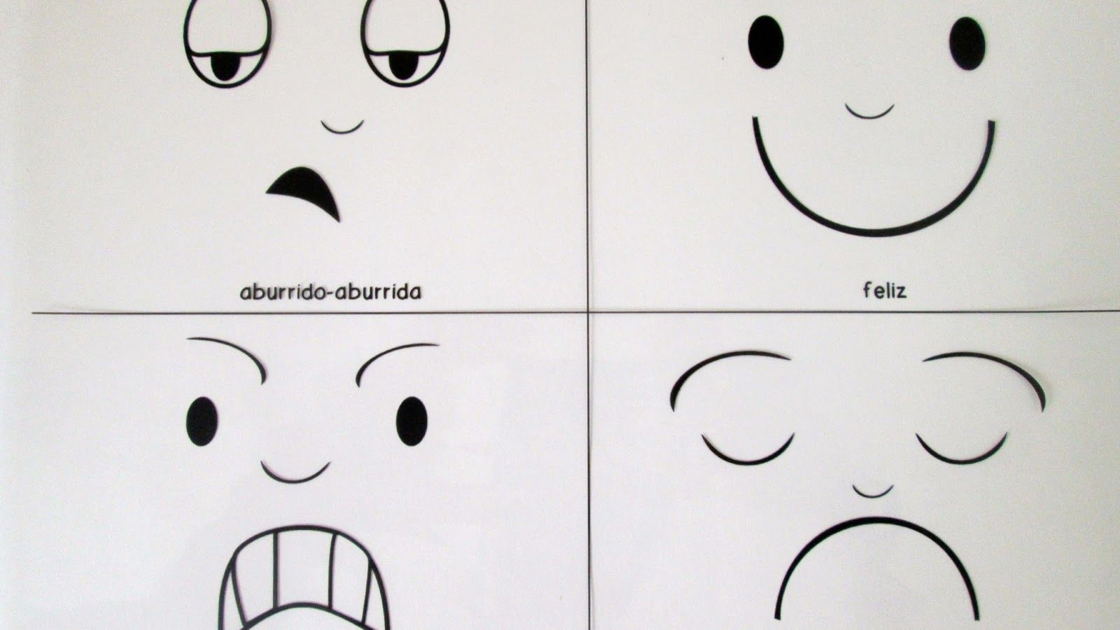 A Fun Activity To Teach Colors And Feelings In Spanish