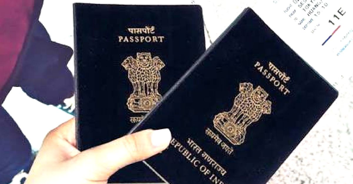 All foreign nationals entering india are required to