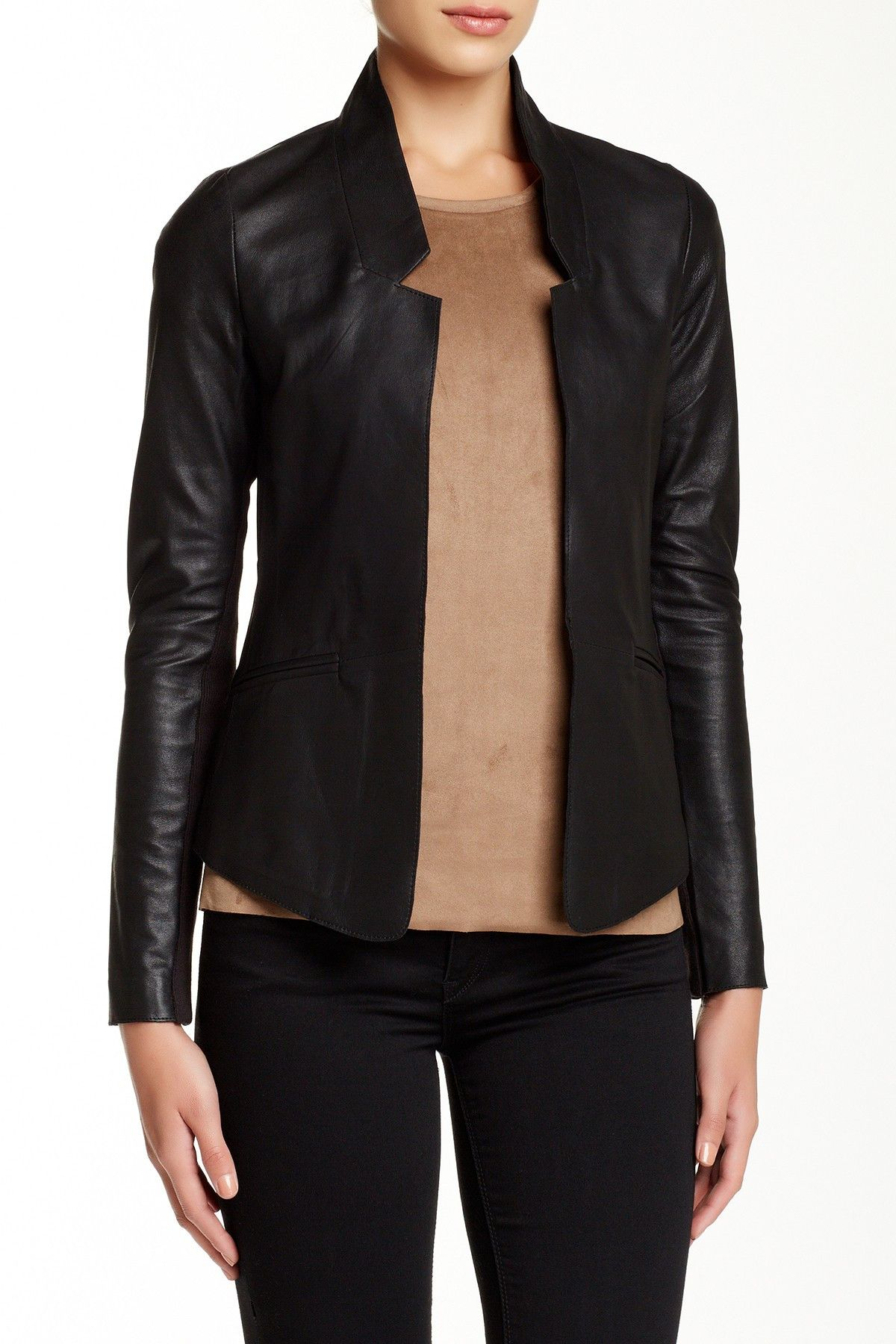 Mackage | Nuri Genuine Leather Blazer
