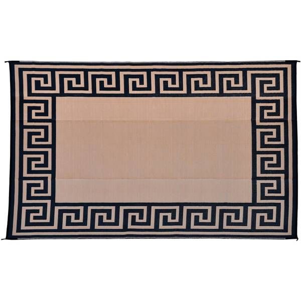 Reversible Rv Patio Mat Outdoor Rug
