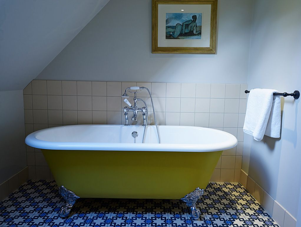 Image result for painting a freestanding bath | Bathroom ...