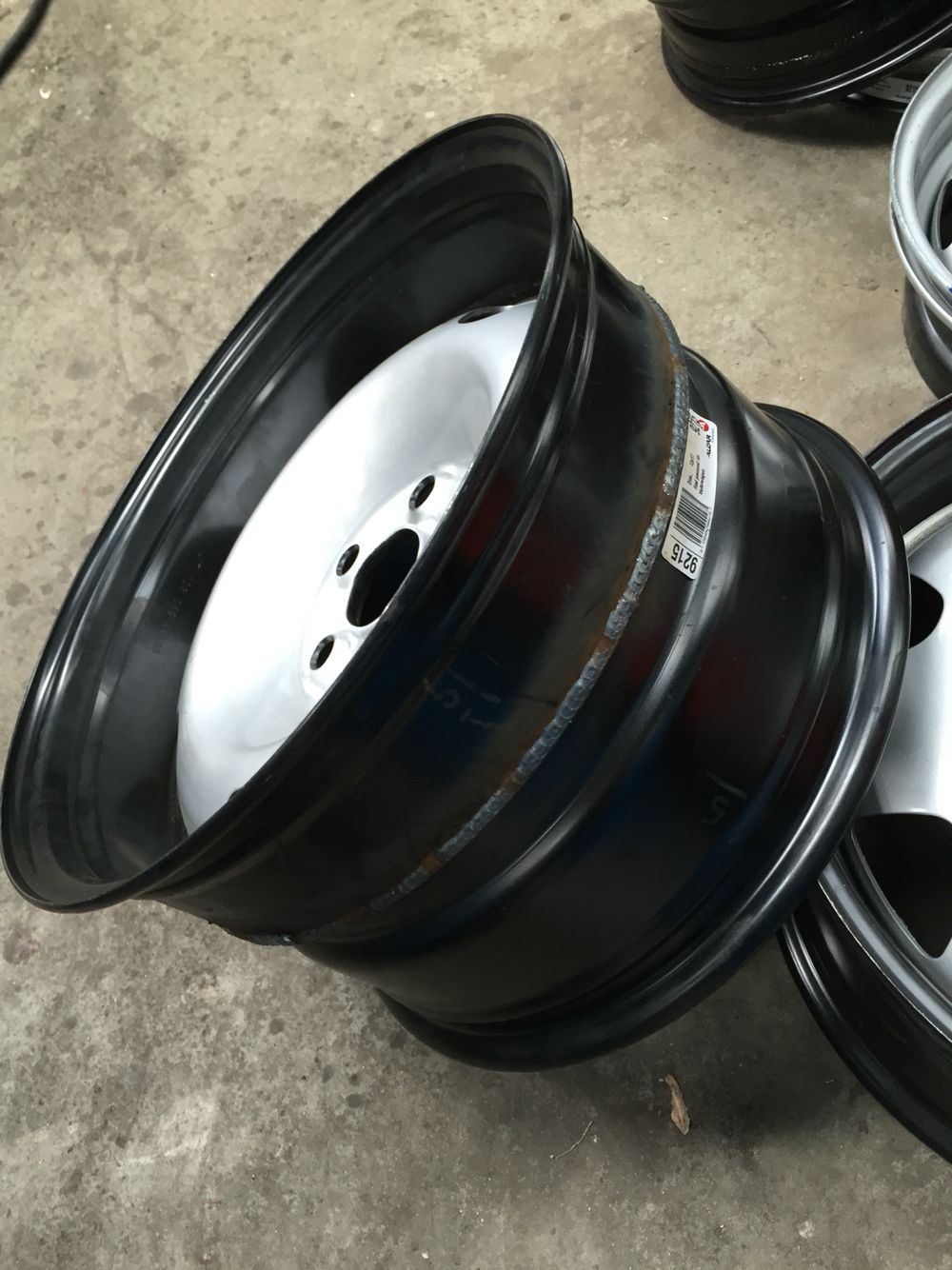 Te Koop For Sale 17 Inch Steelies Verbree