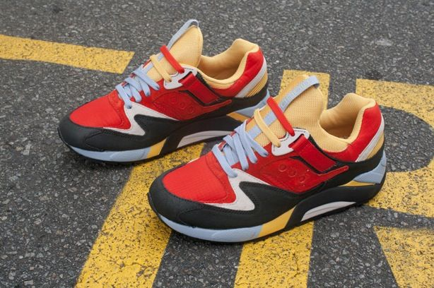 f280fe93ab55 saucony X packer shoes