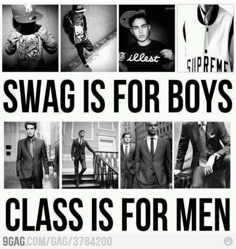 Yes. SICK OF SWAG.
