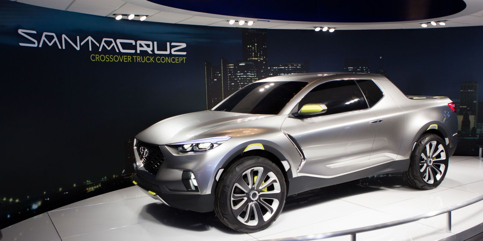 Hyundai Ceo Confirms Santa Cruz Pickup Truck Is Headed For Production Roadandtrack