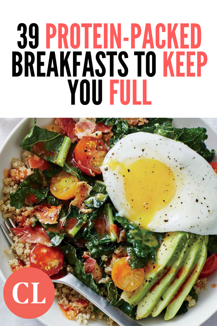 Try These Protein-Packed Breakfasts - Cooking Ligh