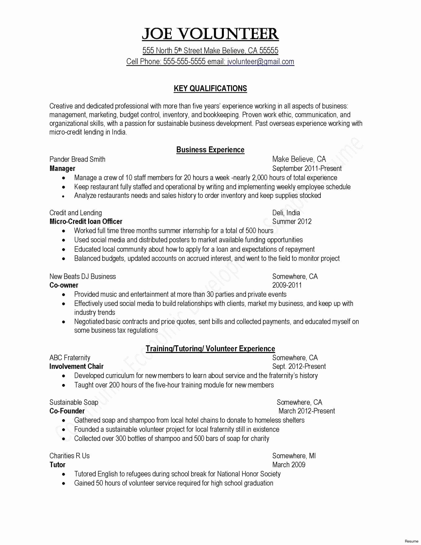 Tips Writing A Child Care Provider Resume Resume Objective