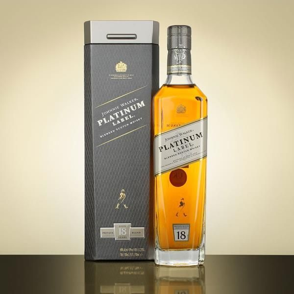 Johnnie Walker Platinum Label at The Whisky Shop – Scotch Whisky News