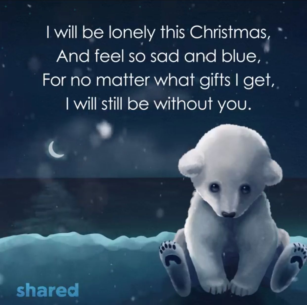My Christmas Would Never Be The Same Again Lek I M So Lonely Miss You Miss You Mom Grief Quotes Miss You Dad