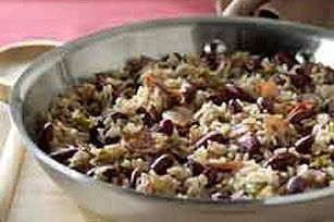 This take on traditional congri, a Cuban rice and bean dish, includes bacon and ham for even more flavor. #cubanrice This take on traditional congri, a Cuban rice and bean dish, includes bacon and ham for even more flavor. #cubanrice This take on traditional congri, a Cuban rice and bean dish, includes bacon and ham for even more flavor. #cubanrice This take on traditional congri, a Cuban rice and bean dish, includes bacon and ham for even more flavor. #cubanrice This take on traditional congri, #cubanrice