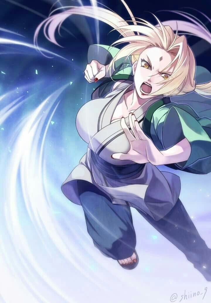 Tsunade Senju Lady Tsunade Princess Tsunade Idk Why They Call Her