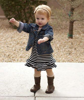 Baby Gap Denim jacket // Chaqueta vaquera para bebé