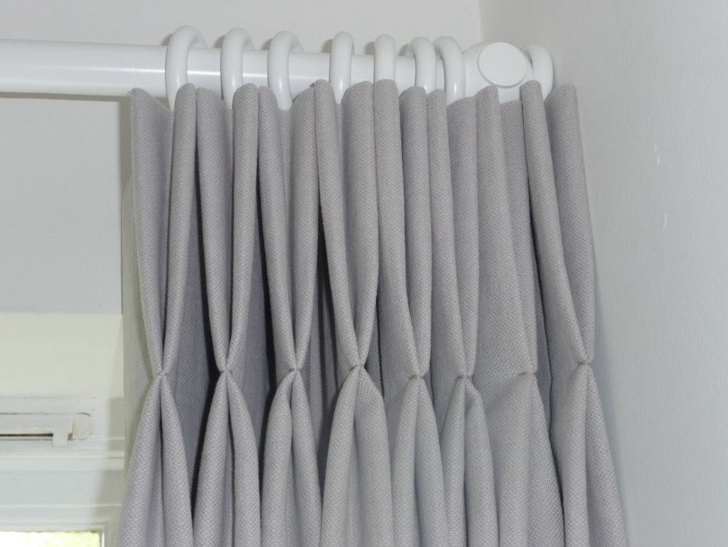 grey pinch pleat curtains | Window Treatments  for Pencil Pleat Curtains On Track  lp00lyp
