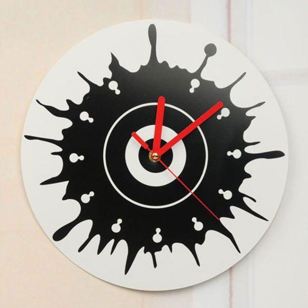 Gigamax Tm Creative Home Decoration Wall Clock Modern Design Ink