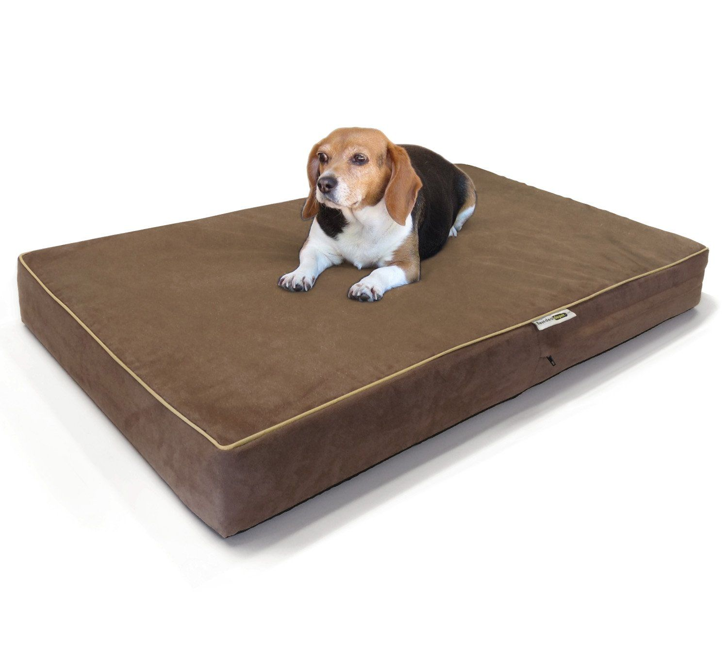 size beds dog snooza big bed large brown