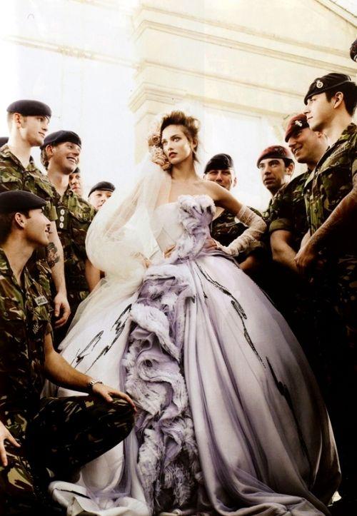 Wedding Belles Editorial Mario Testino For Vogue Uk May 2011 Foraged Desig Vogue Wedding Wedding Dresses Vogue Ball Gowns