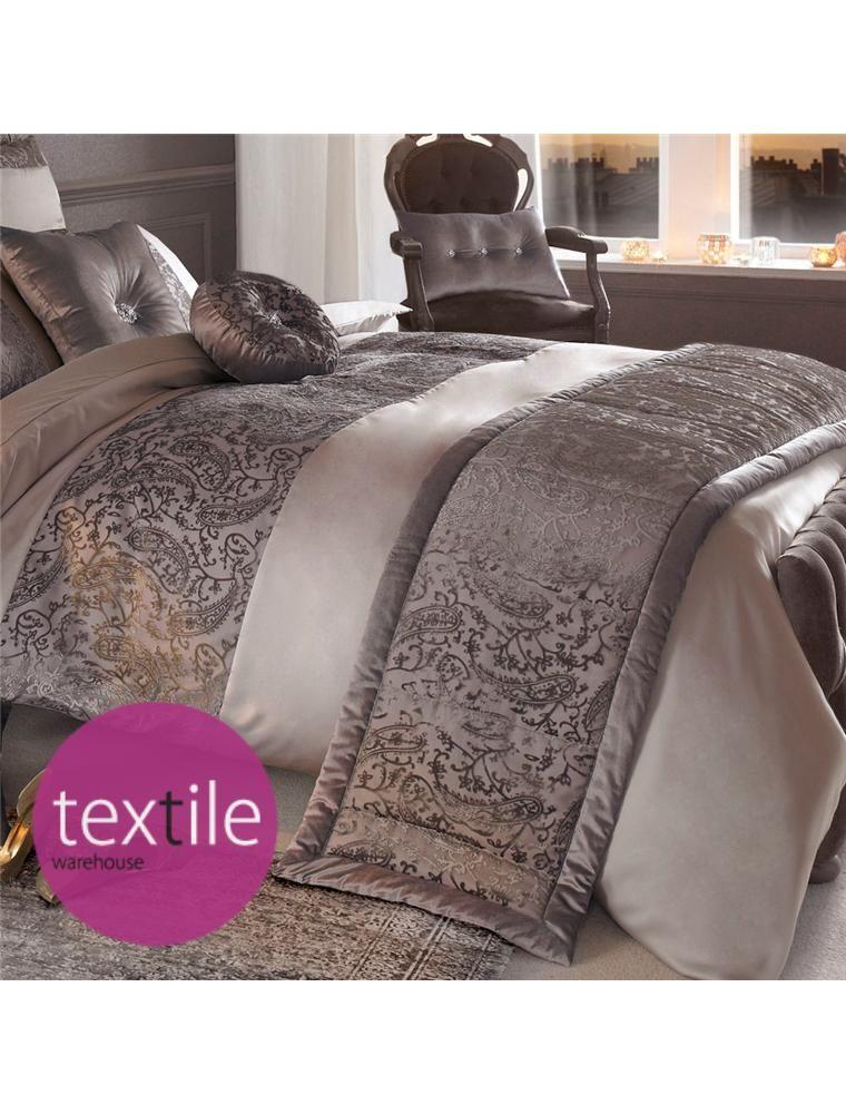 Kylie Minogue At Home Celebrity Designer Luxury Cotton Duvet Quilt ...