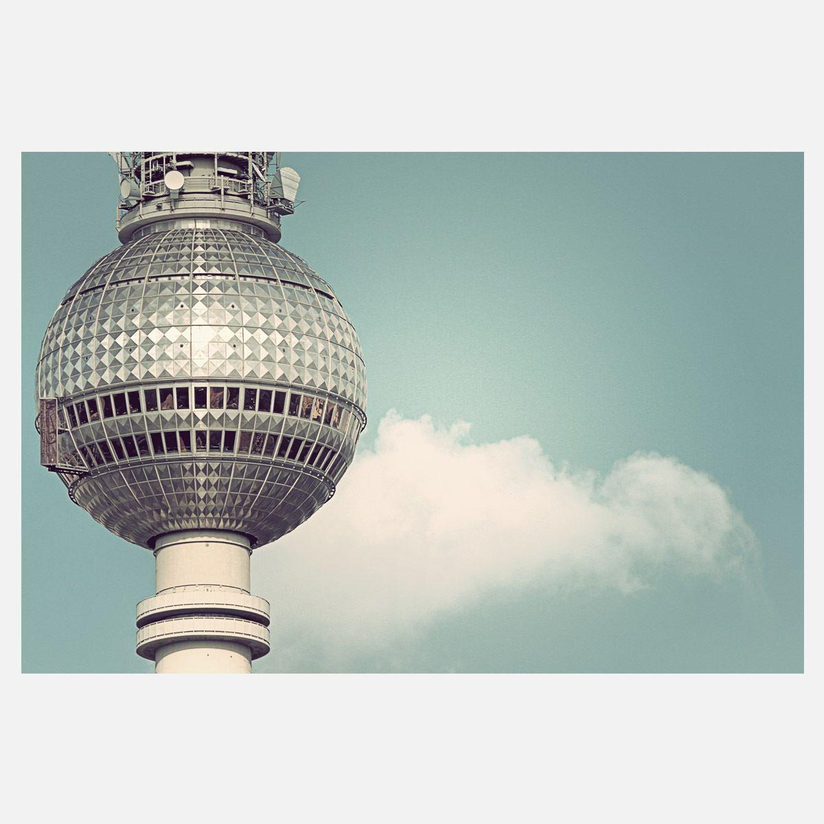 Berlin. Fernsehturm. Love.