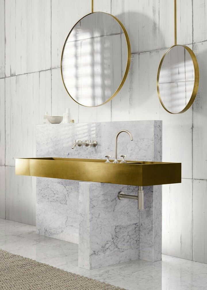 Art Deco Mobili Bagno.12 Ideas For Designing An Art Deco Bathroom Armony Inspirations