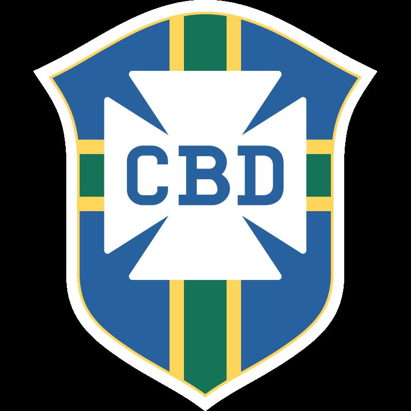 Evolucao Do Escudo Da Selecao Brasileira De Futebol Football Logo National Football Allianz Logo