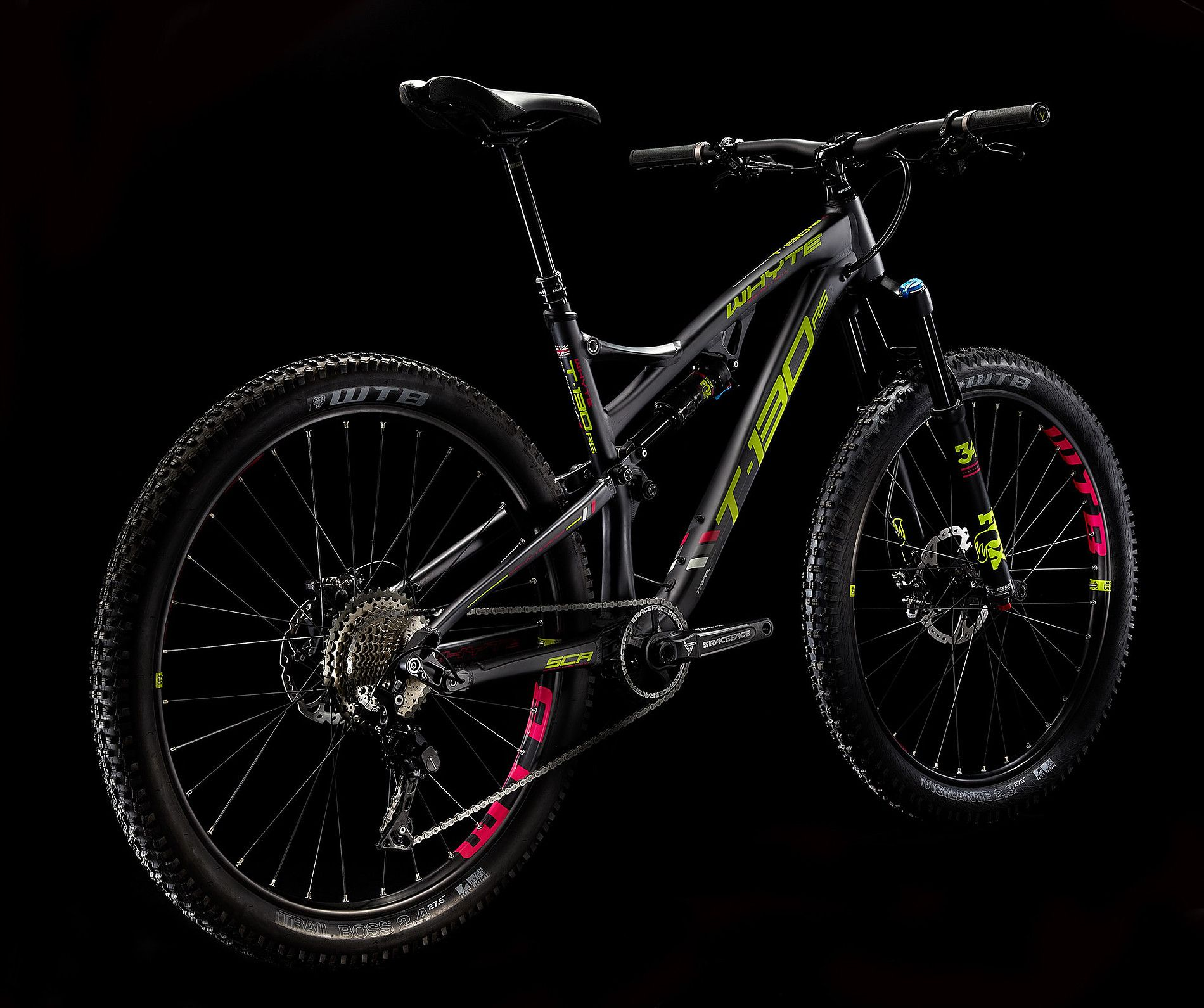 Whyte Bikes T130rs Trek Mountain Bike Mountain Biking Bike