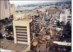 Updates On Investigation Into Multiple Explosions In Boston Oklahoma City Bombing Oklahoma History Oklahoma City