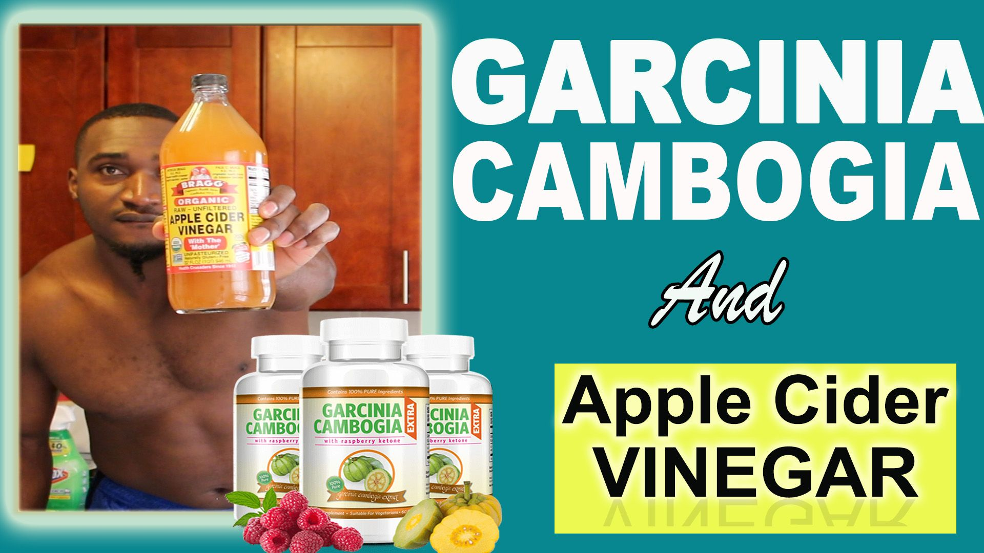 garcinia cambogia with apple cider vinegar pills