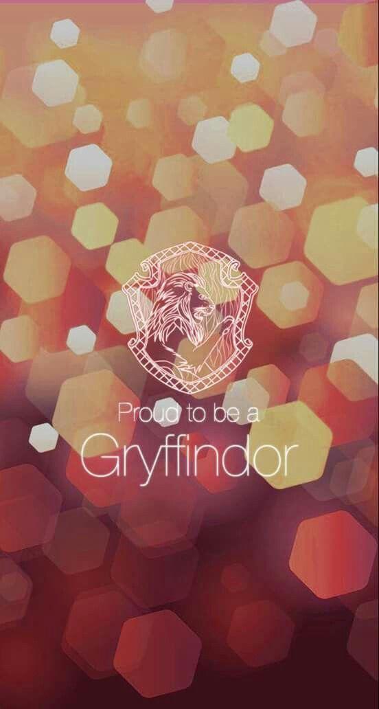 Lets Go Gryffindor Im A