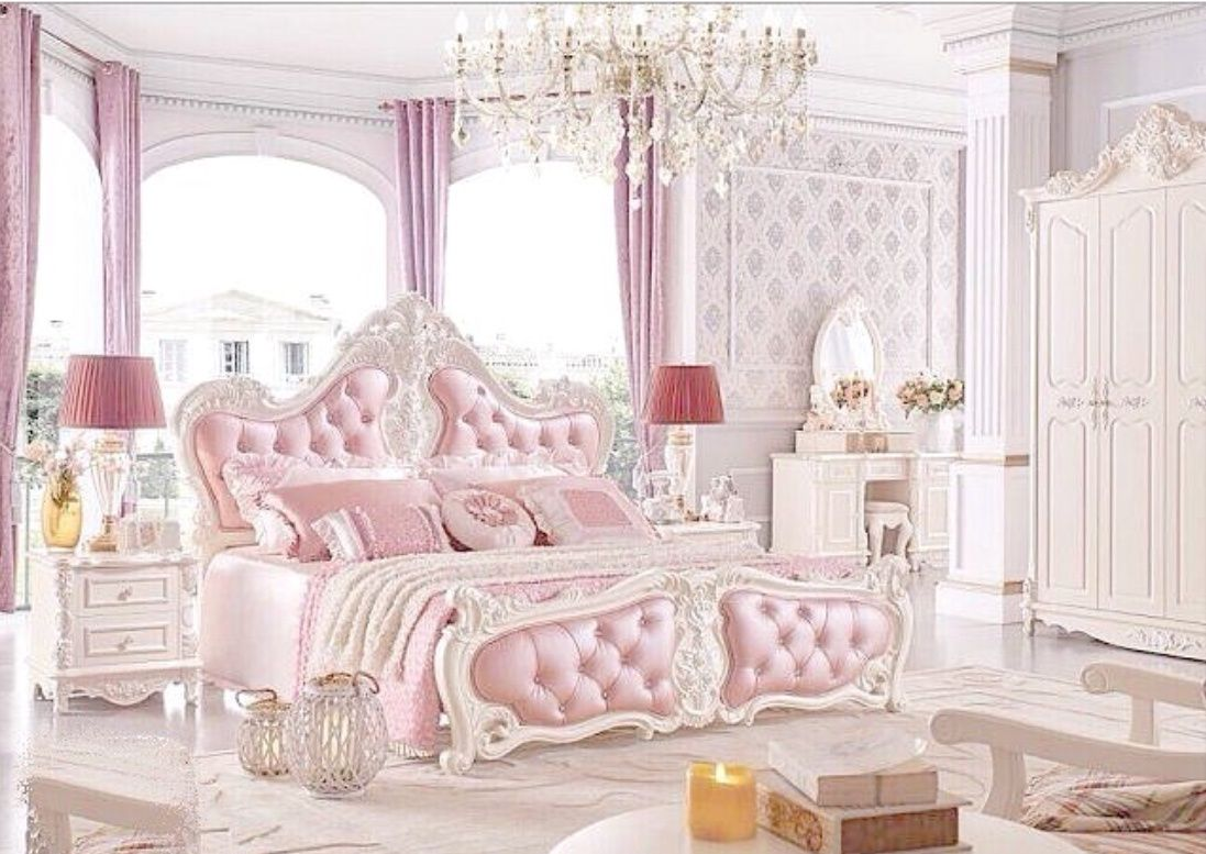 20 Beautiful Princess Bedroom Decor Ideas For Your Little Princess The Wonder Cottage Fancy Bedroom Princess Bedroom Decor Luxurious Bedrooms