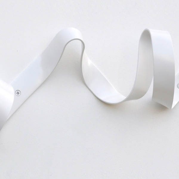 Porte Manteaux Mini Ribbon Blanc